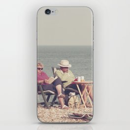 i know it's out of fashion and a trifle uncool... iPhone Skin