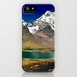 Ausangate Peru Mountains iPhone Case