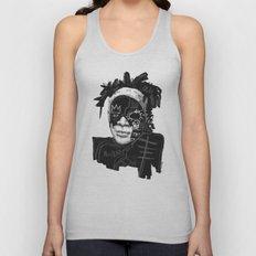 Jean-Michel Basquiat Unisex Tank Top