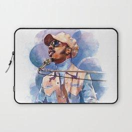 Stevie Wonder Laptop Sleeve