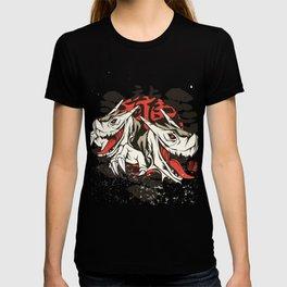 Japanische Drachen T-shirt