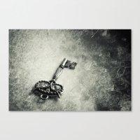 key Canvas Prints featuring key by Ruby Del Angel
