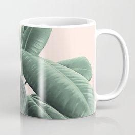 Ficus Elastica #25 #SummerVibes #foliage #decor #art #society6 Coffee Mug