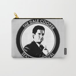 The Dale Cooper Seal of Approval Carry-All Pouch