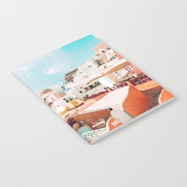 Santorini Glance Notebook