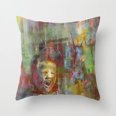 Latest news Throw Pillow
