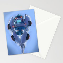 Tailgate (blue) Stationery Cards