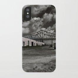Perry Street Wharf iPhone Case