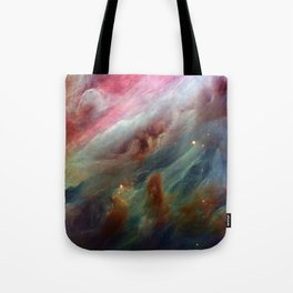 The Orion Gas Clouds Tote Bag