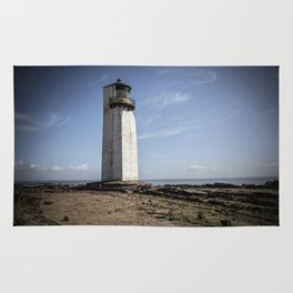 Southerness Lighthouse Rug