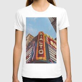 Los Angeles Rialto Theatre T-shirt