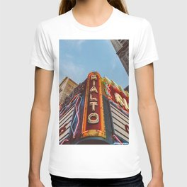 Los Angeles Rialto Theatre T-shirt