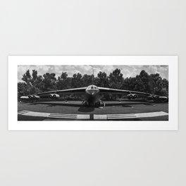 B-52 Park Art Print