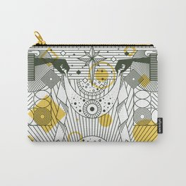 Moon's Arrival Carry-All Pouch
