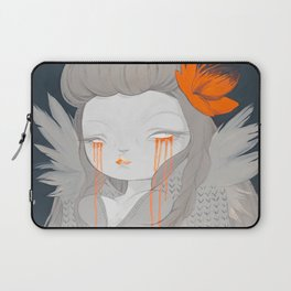 Hawaiian Raven Laptop Sleeve