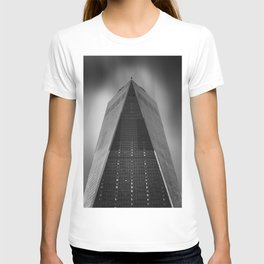 One World Trade Center in New York City T-shirt