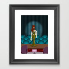 Love Dance Framed Art Print