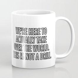 Tauhain sticker Devil Coffee Mug