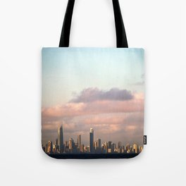 City over Sea Tote Bag