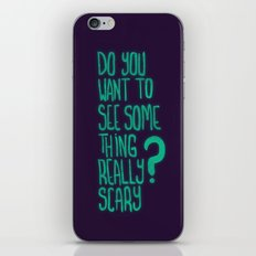 Do You Want To See iPhone & iPod Skin