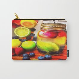 Fruitful Goodness Carry-All Pouch