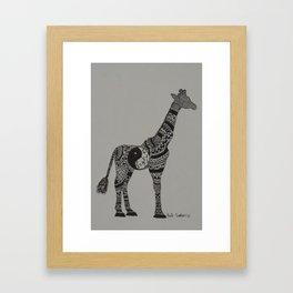 KL-1.1 Framed Art Print