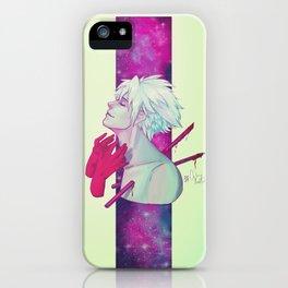 Kind Moon iPhone Case