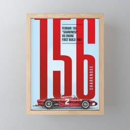 156 Sharknose Tribute Framed Mini Art Print