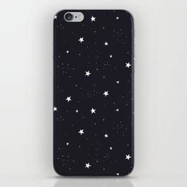 stars pattern iPhone Skin