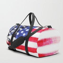 Peace To America Duffle Bag