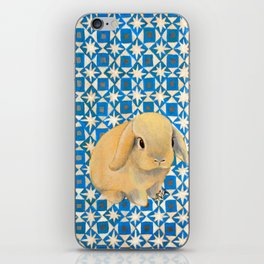 Charlie the Rabbit iPhone Skin