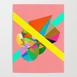 """COLLAGE: """"PINK"""" Poster"""