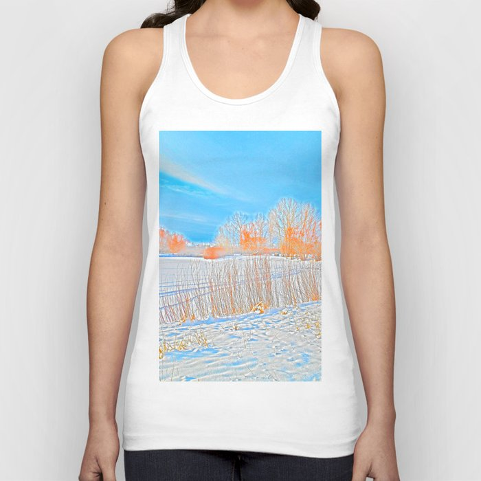 After the storm Unisex Tank Top