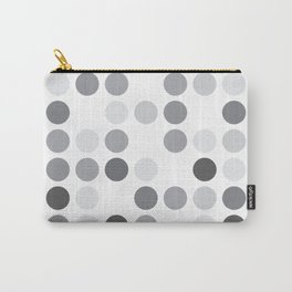 GREYS WHITE Carry-All Pouch