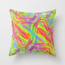 Undescribed Throw Pillow