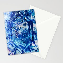 Sodalite Crystal from 52 Facets Zine Stationery Cards