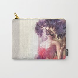 Painted Fan Dancer - Afterthoughts & Alcohol Carry-All Pouch