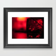 just one more.... Framed Art Print