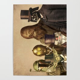 Victorian Wars (square format) Poster