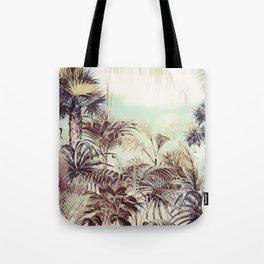 Jungle landscape 02 Tote Bag