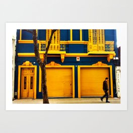 La Boca Art Print