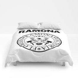 Ramona - White Comforters