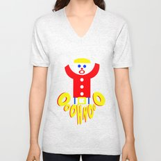 Oh No!  |  Mr. Bill  |  Saturday Night Live Unisex V-Neck