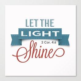 Lighters Canvas Print