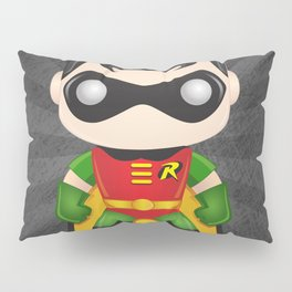Robin Superhero Pillow Sham