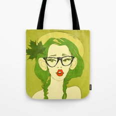selfie girl_7 Tote Bag