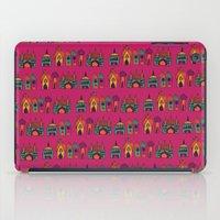 india iPad Cases featuring India by cactus studio