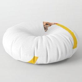 pedestal Floor Pillow