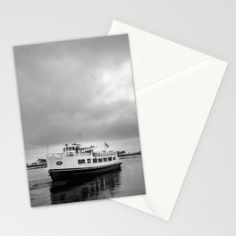 Ruturn to the shore before the storm Stationery Cards