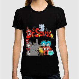 DrSeuss - Read Across America T-shirt